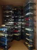 40 voitures miniatures 1/43 - Collection  Vehicules d'except 600 Follainville-Dennemont (78)
