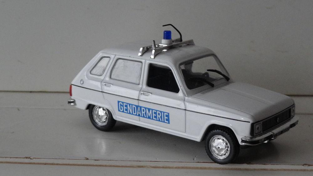 VOITURES MINIATURES  GIE   POLICE  + CV   4 Béthune (62)