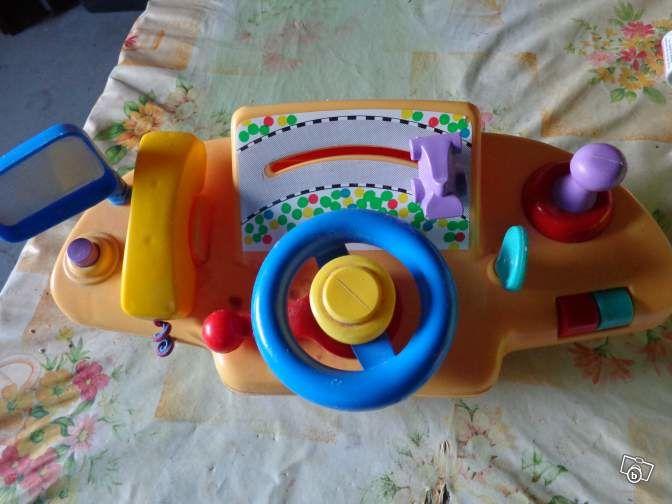 volant éducatif 1er age 5 Villette-de-Vienne (38)