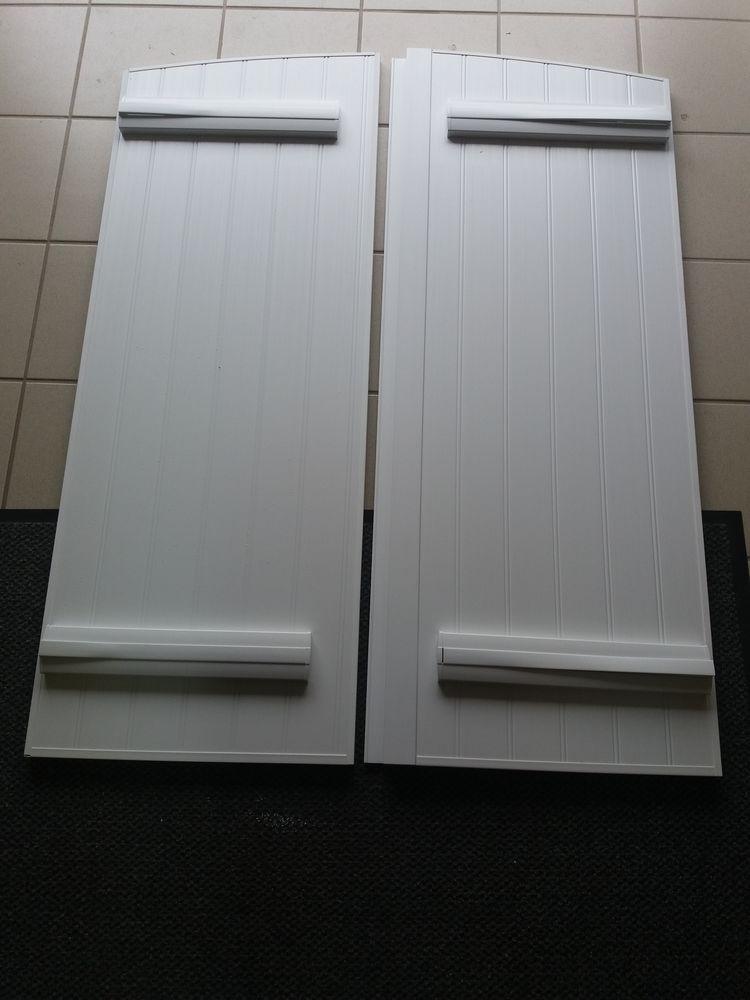 VOLETS PVC CINTRES 2 VANTAUX 100 Fossé (41)