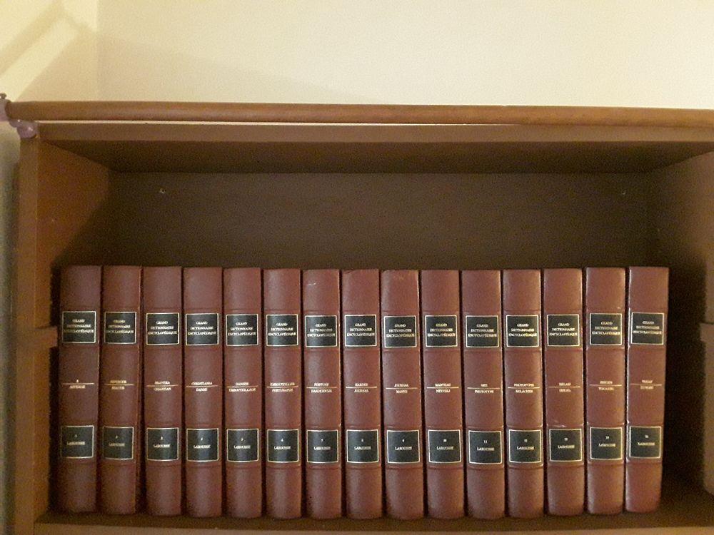15 volumes  Grand dictionnaire encyclopédique  60 Lille (59)