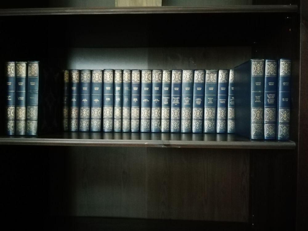 Lot de 28 volumes des Oeuvres d'Anatole France  0 Luynes (13)
