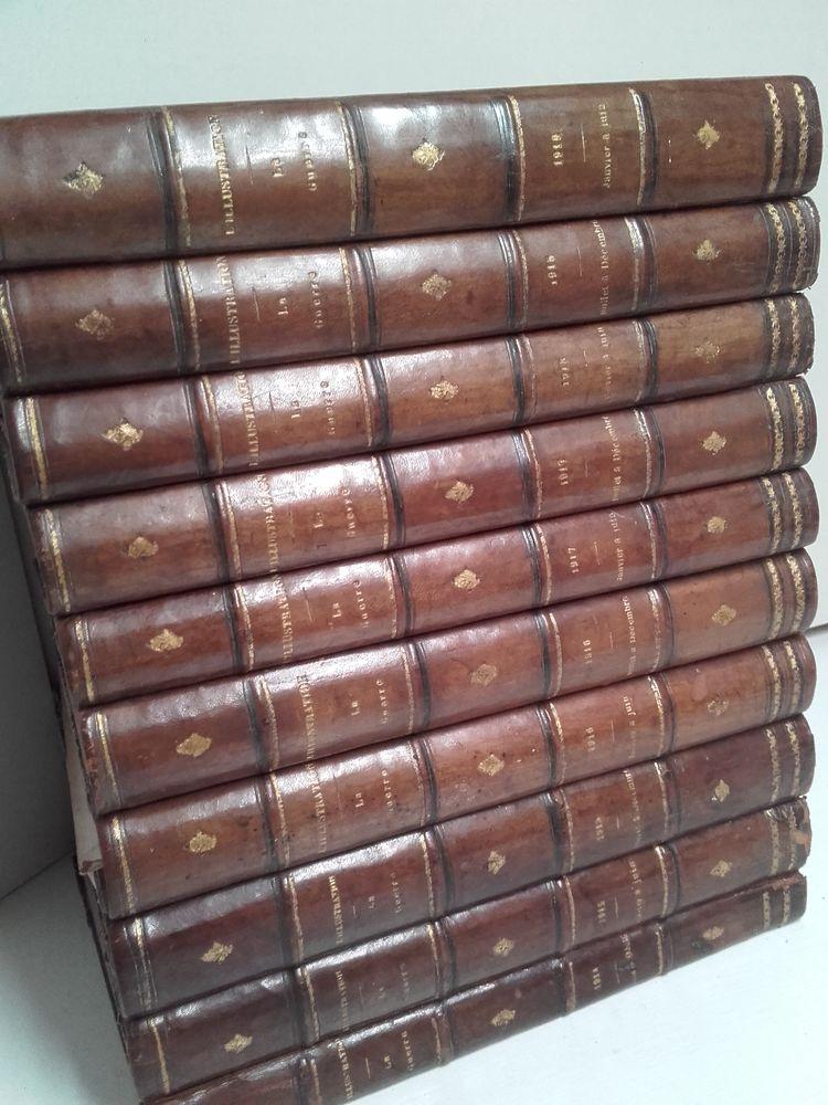 10 volumes relies l'illustration guerre 14-18