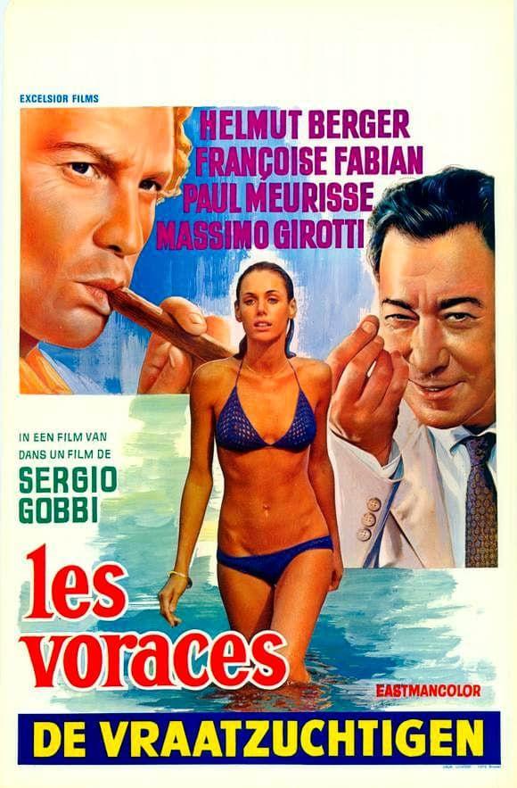 LES VORACES ( francoise  fabian) 0 Malo Les Bains (59)