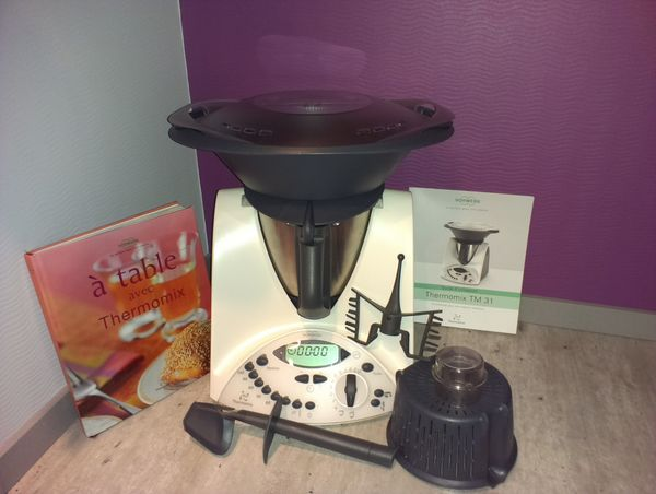 Livre thermomix d occasion trendy robot masterchef - Livre de cuisine thermomix d occasion ...