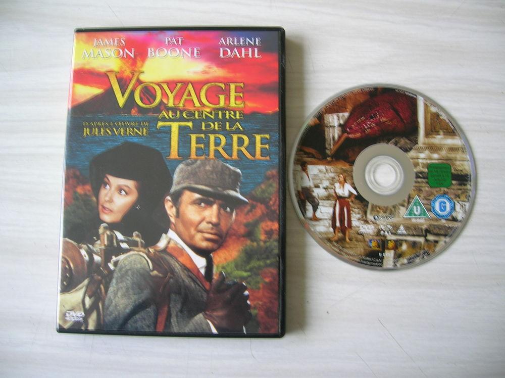 DVD VOYAGE AU CENTRE DE LA TERRE (James MASON/Pat BOONE) 14 Nantes (44)