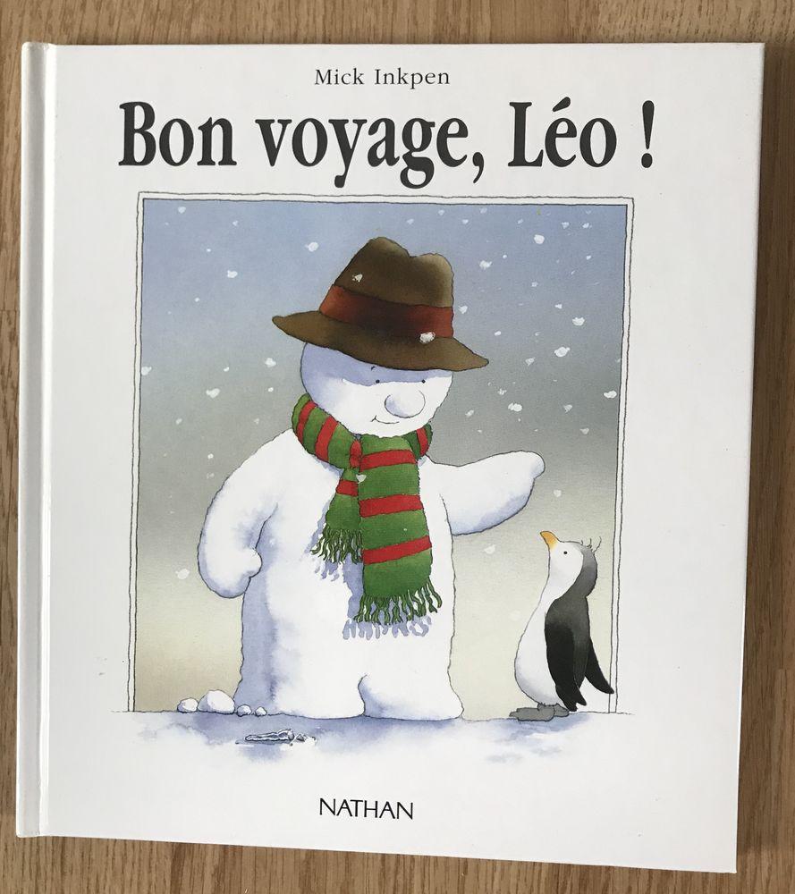 Bon voyage Léo de Mick Inkpen 4 Saâcy-sur-Marne (77)