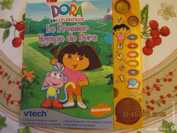 Vtech livre électronique DORA Le premier voyage de 20 Alfortville (94)