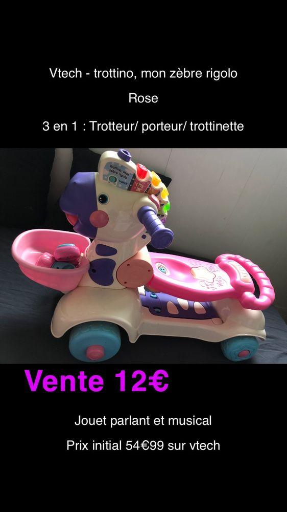 Vtech Trottino - mon zèbre trop rigolo  12 Suresnes (92)