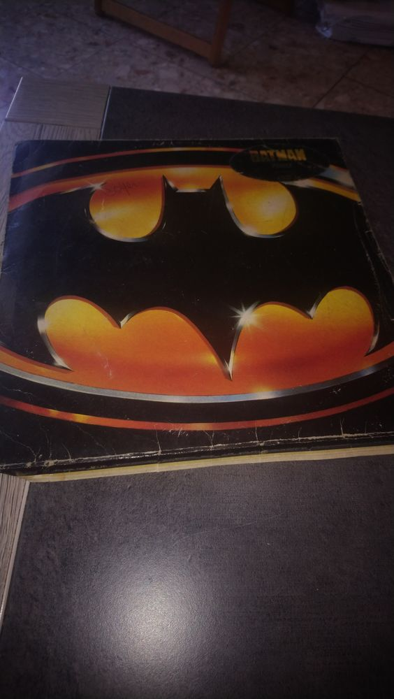 Vynile batman Prince  50 Neuilly-Saint-Front (02)