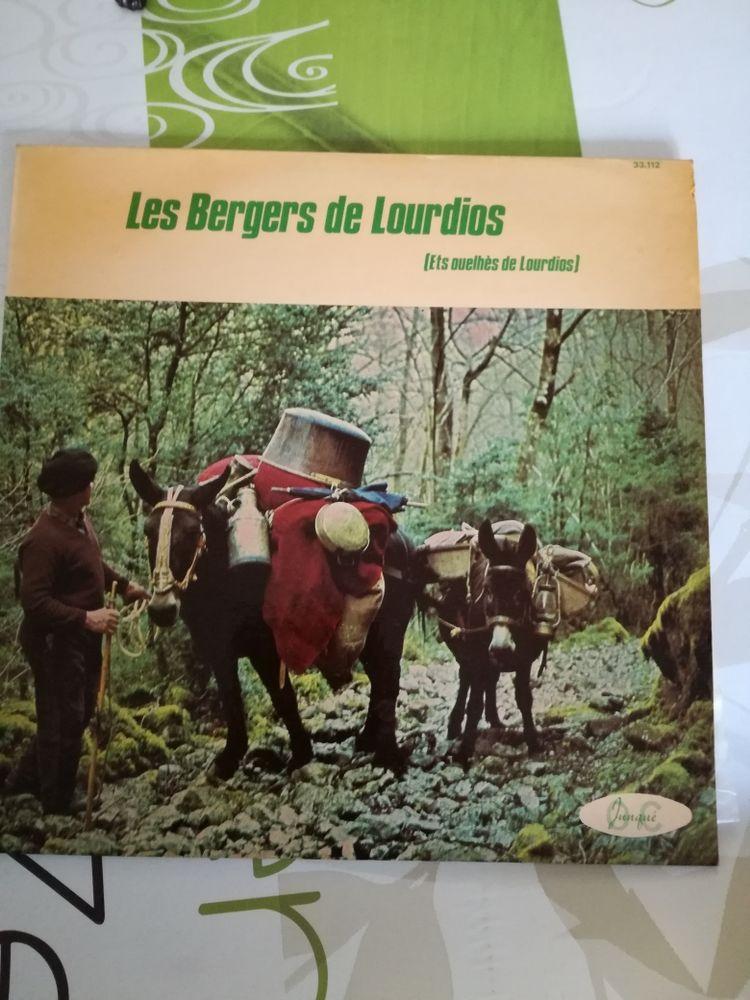 vynile 33 tours Les Bergers de Lourdios 10 Mérignac (33)