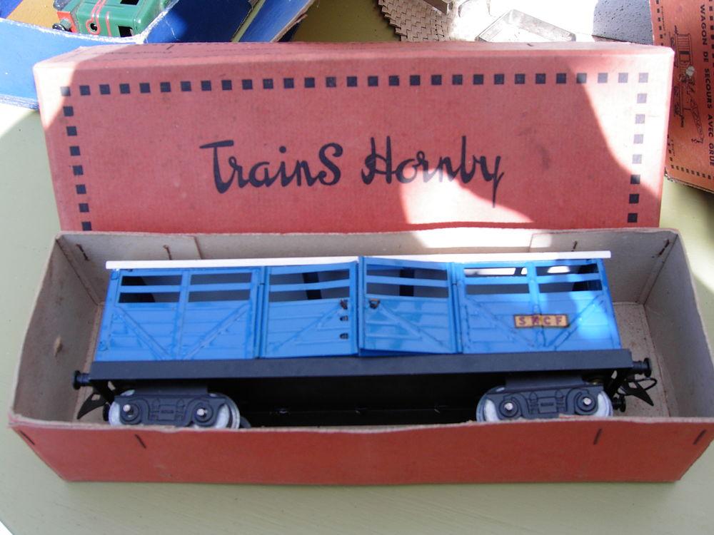 wagons trains HORNBY  40 Batilly-en-Gâtinais (45)