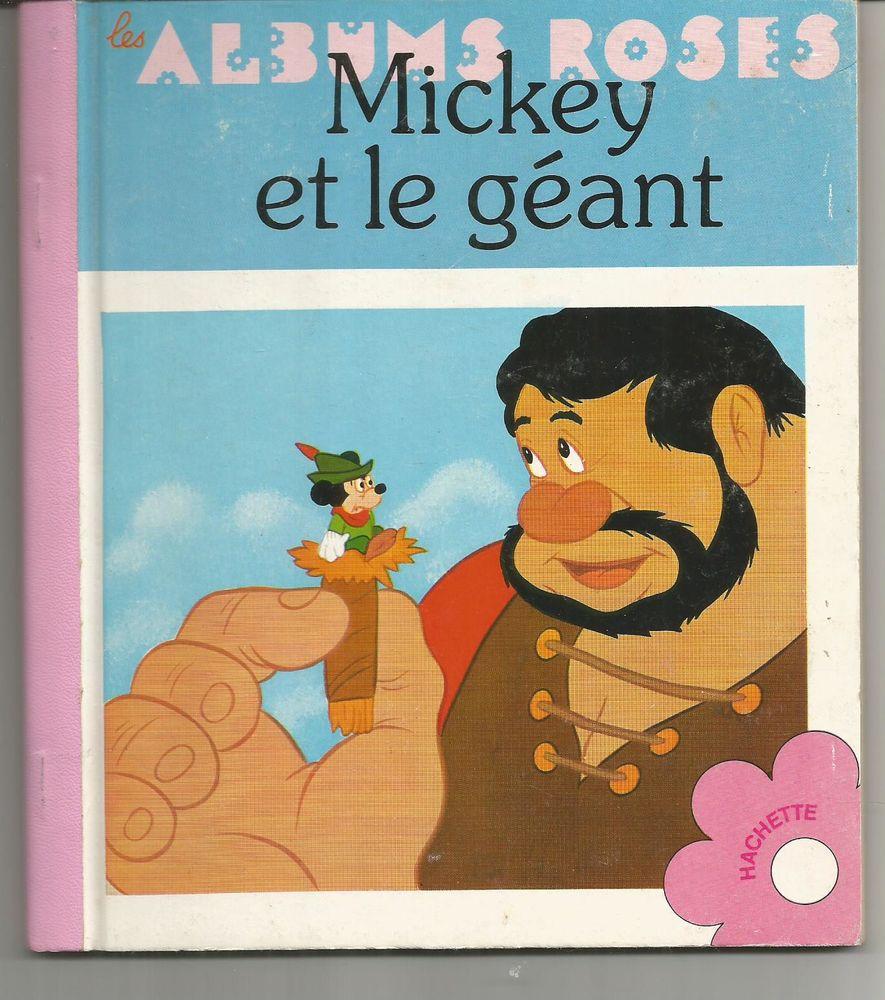 WALDT DISNEY : Mickey et le géant  5 Montauban (82)