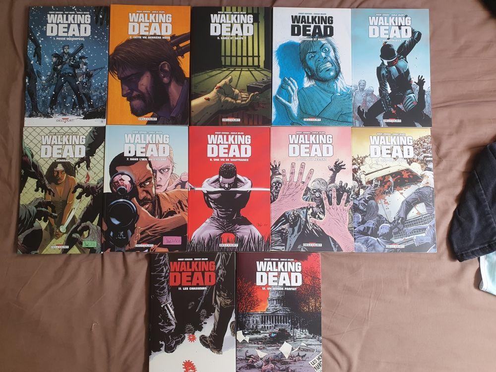 bd walking dead Livres et BD
