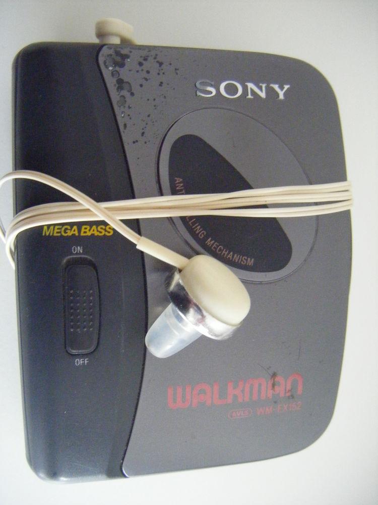 Walkman vintage SONY WM EX152 20 Saint-Yrieix-la-Perche (87)