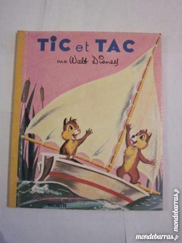 TIC ET TAC  par  WALT DISNEY 1963 livre enfant 8 Brest (29)