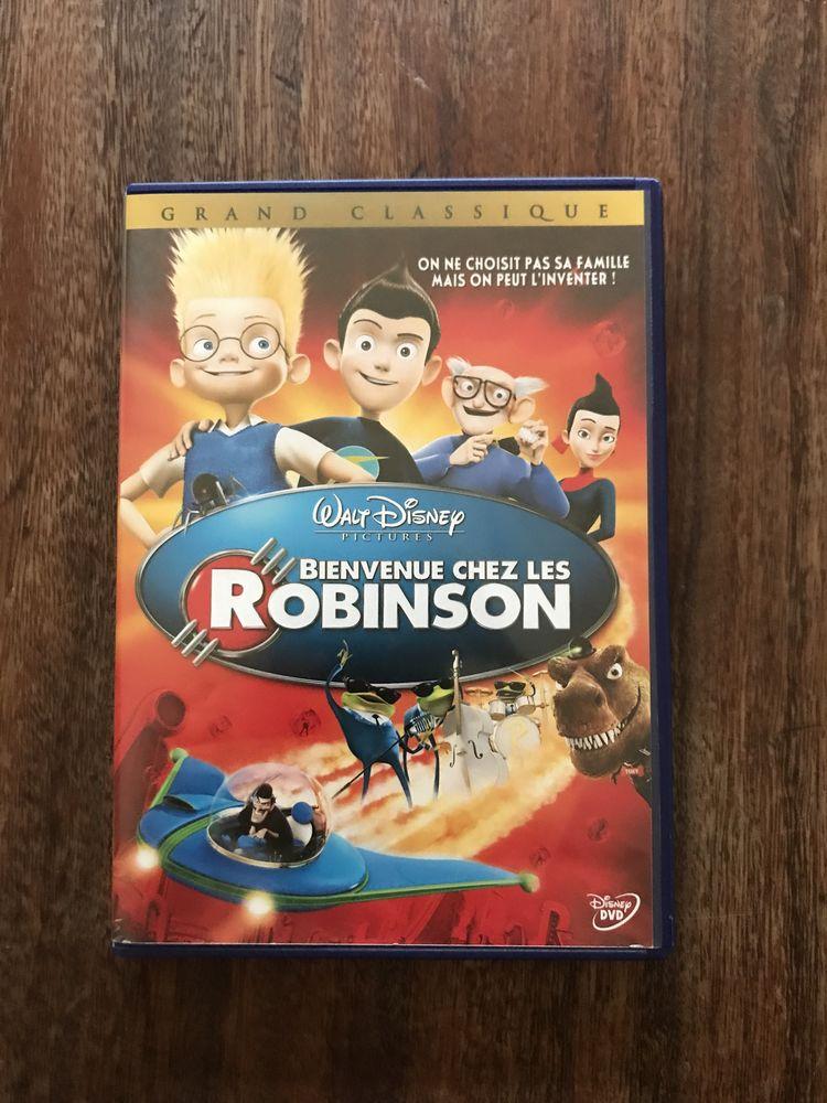 DVD Walt Disney   Bienvenue chez les robinson   4 Saleilles (66)