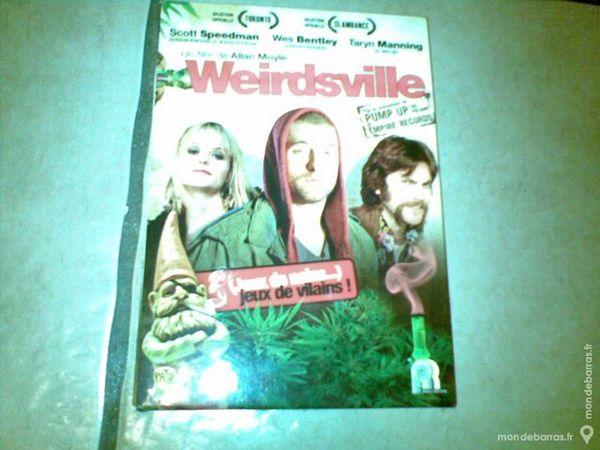 dvd weirdsville 1 Téteghem (59)