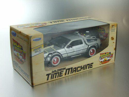 WELLY Retour vers le Futur III - DeLorean 1/24 28 Coudekerque-Branche (59)