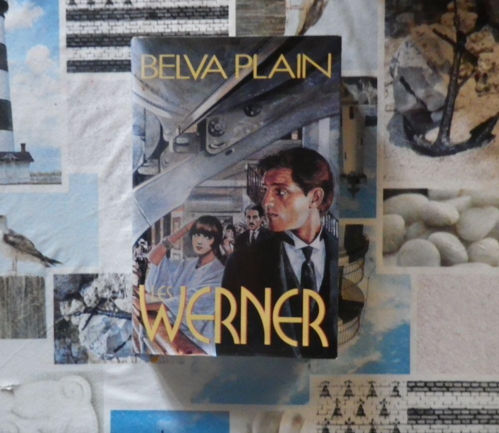 LES WERNER de Belva PLAIN Ed. France Loisirs 3 Bubry (56)
