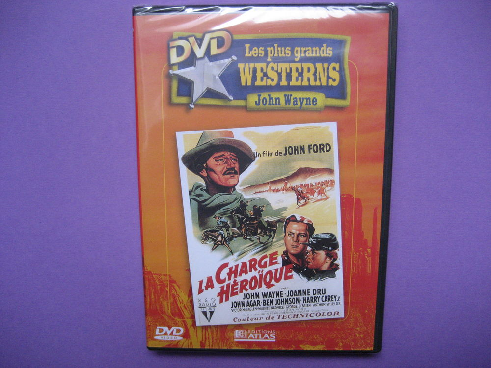 DVD Western   LA CHARGE HEROIQUE   5 Reims (51)