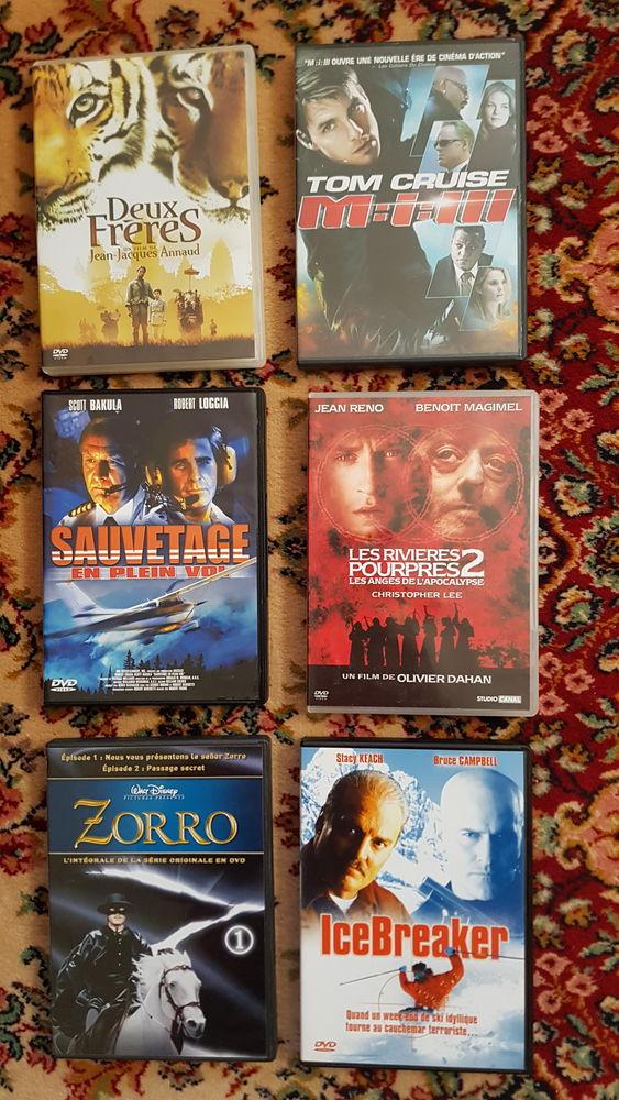 DVD western / policier / action / SF / Divers 2 Triel-sur-Seine (78)