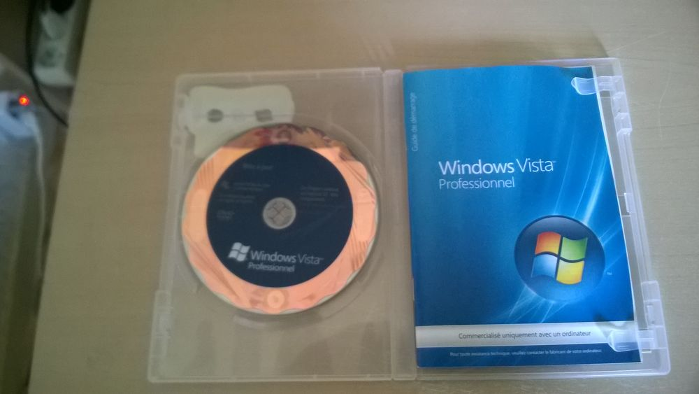 Windows xp et vista 32 bits 60 Villebrumier (82)