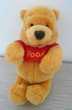 Winnie l'ourson petite peluche 16 cm