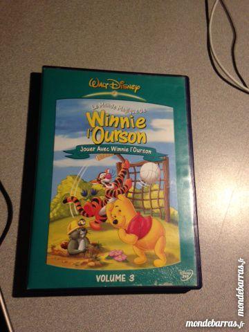 DVD Winnie l'ourson 3 Thurageau (86)