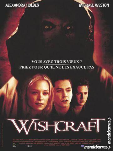 K7 Vhs: Wishcraft (283) DVD et blu-ray