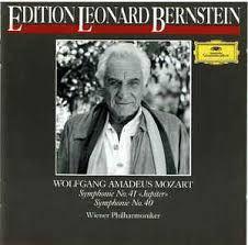 cd Wolfgang Amadeus Mozart, Wiener Philharmoniker, Leonard B CD et vinyles