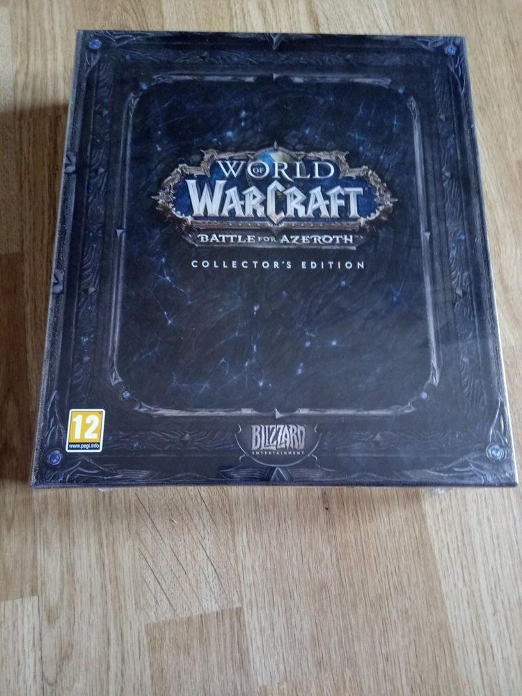 World of Warcraft: Battle for Azeroth-Edition Collector neuf 200 Téteghem (59)