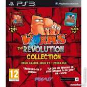 Worms The révolution Collection Ps3 49 Courbevoie (92)