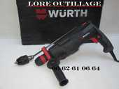 WURTH H 24MLS - Perforateur / Burineur 130 Cagnes-sur-Mer (06)