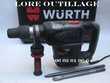 WURTH BMH 40-XES / Perforateur - Burineur NEUF