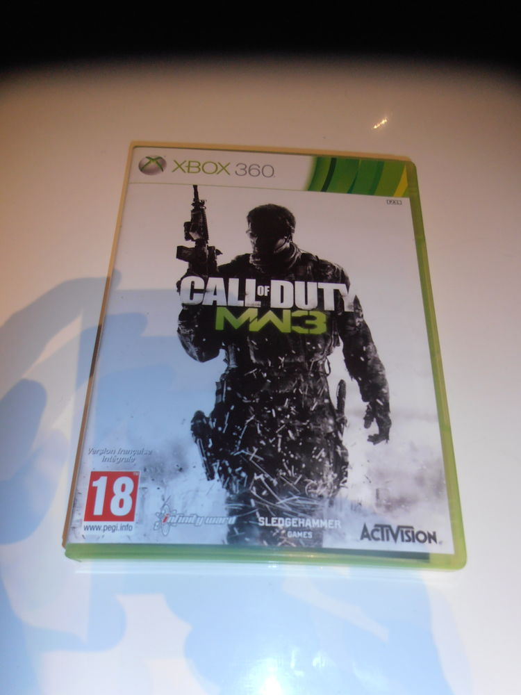 Jeu XBOS 360 - Call Of Duty MW3 (26) 10 Tours (37)