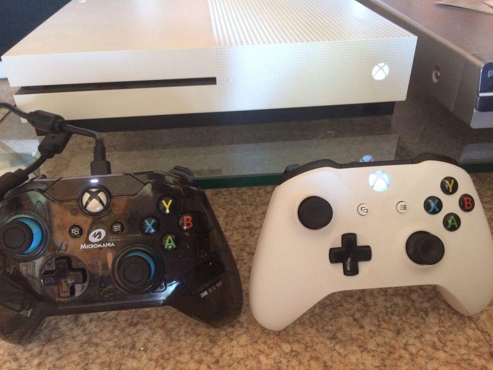 Xbox One S 500go 150 Paris 19 (75)