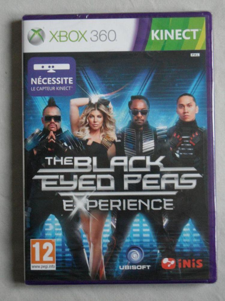 Jeu XBOX 360 The Black Eyed Peas Expérience NEUF 5 Gif-sur-Yvette (91)