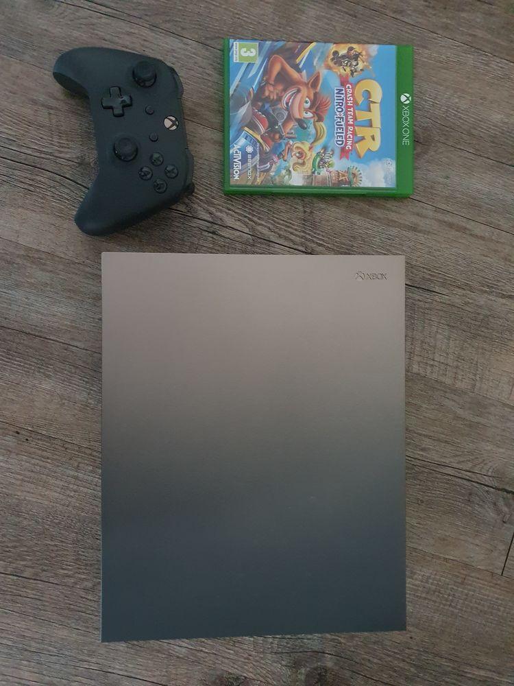 Xbox One X - Edition Battlefield² 280 Paris 15 (75)