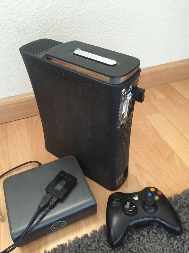 Xbox 360 ELITE + Disque 500 GO (44 jeux) 170 Bordeaux (33)