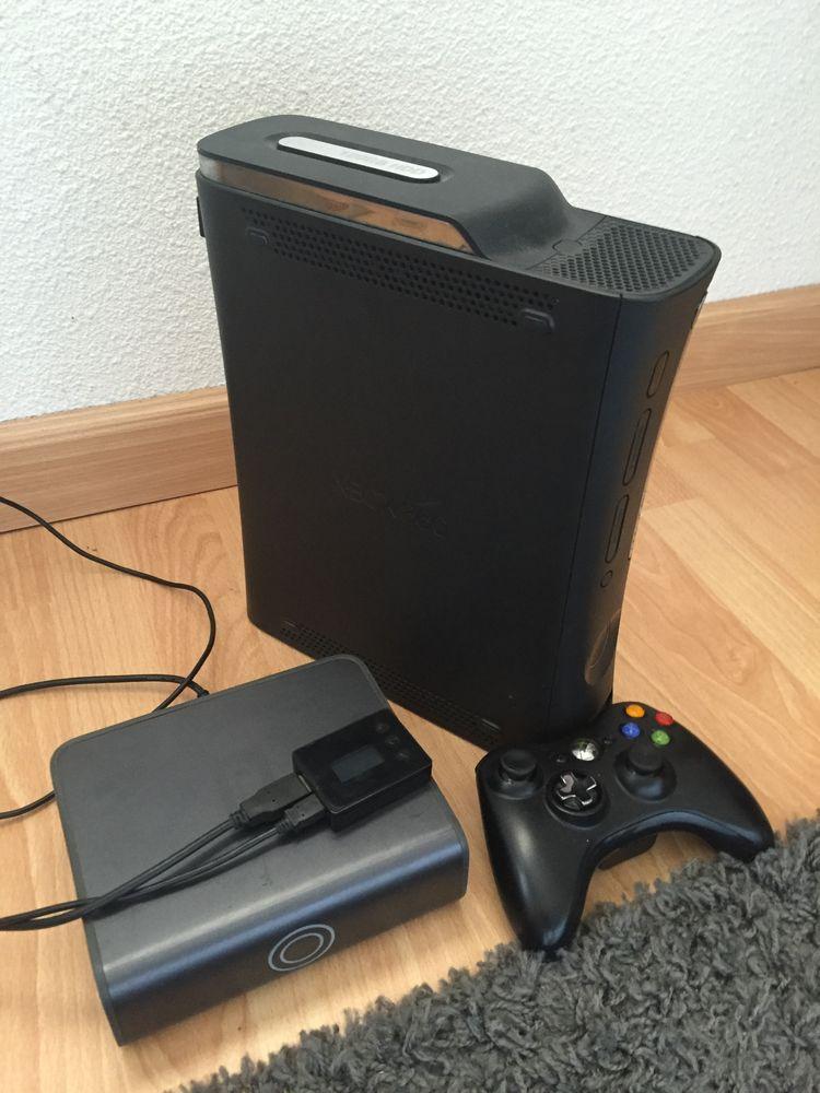 Xbox 360 ELITE Xkey + Disque 500 GO (44 jeux) 170 Bordeaux (33)