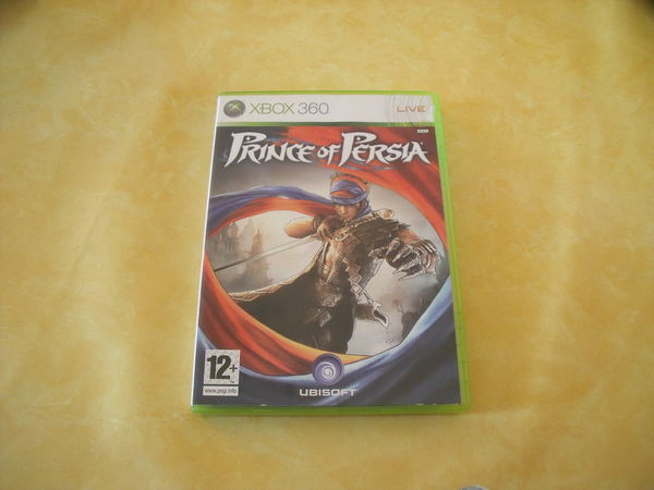 XBOX 360 LIVE - PRINCE OF PERSIA 4 Issé (44)
