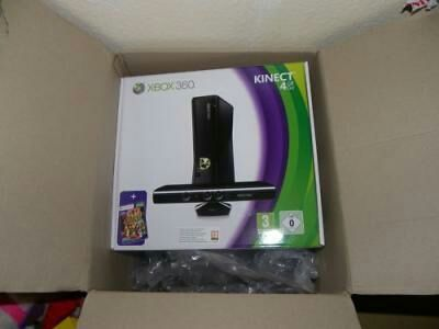 Xbox 360 slim 4 go pack kinect 480 Paris 2 (75)
