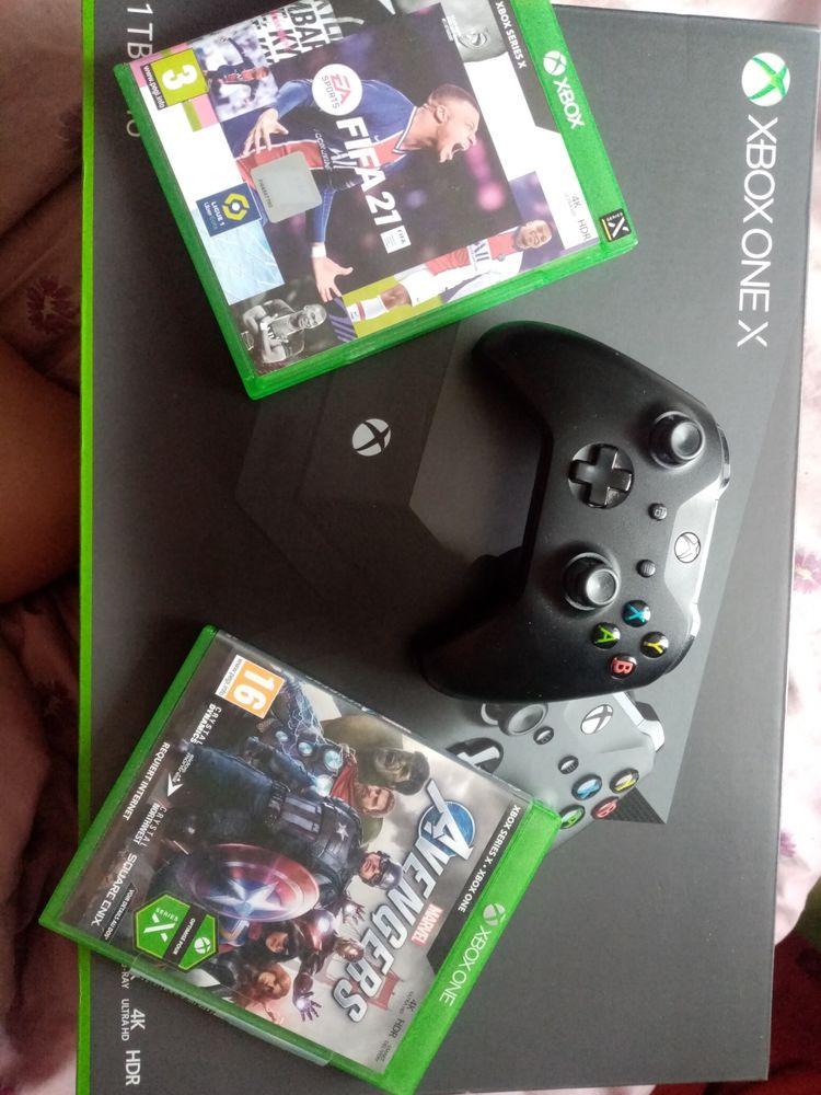 xbox one x Consoles et jeux vidéos