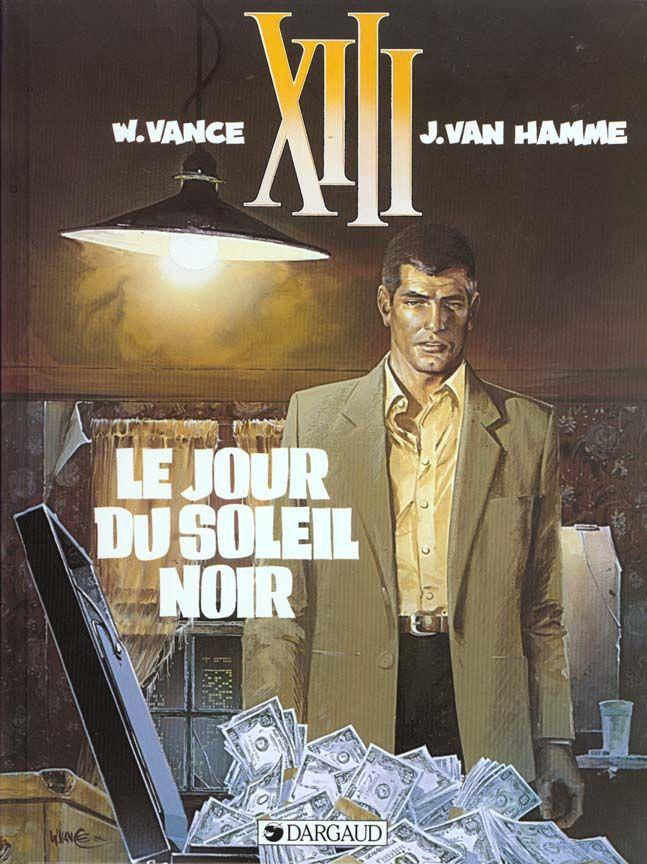 XIII T.1 ; le jour du soleil noir 10 Bourg-du-Bost (24)