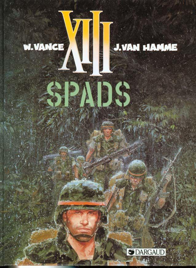 XIII T.4 ; spads 10 Bourg-du-Bost (24)