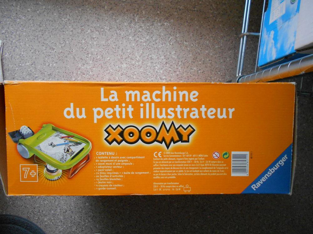 XOOMY  la machine du petit illustrateur  15 Rennes (35)