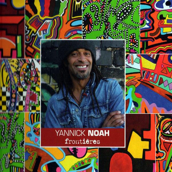 CD  Yannick Noah ? Frontières (etat neuf) 5 Martigues (13)