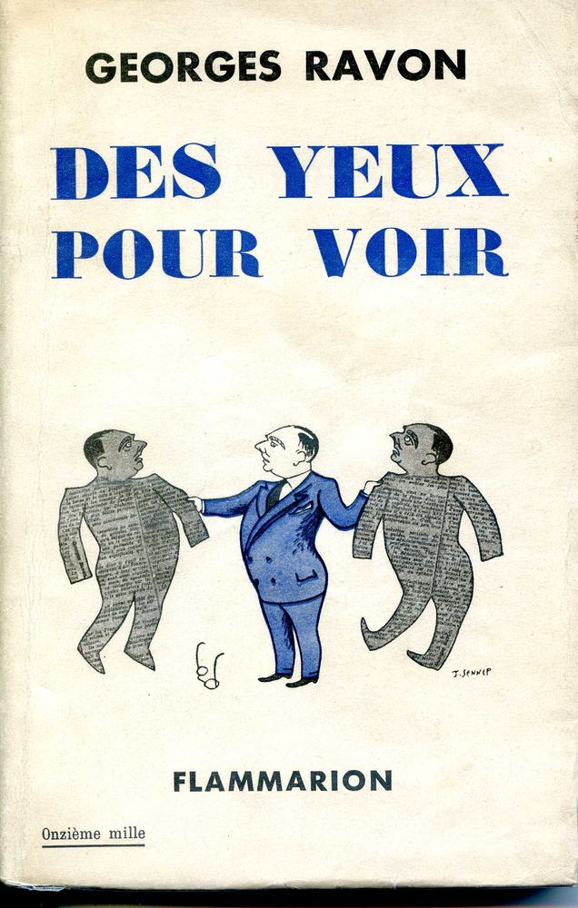 Des yeux pour voir - Georges Ravon, 5 Rennes (35)