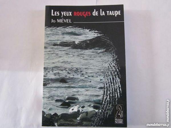 LES YEUX ROUGES DE LA TAUPE par JO MEVEL Livres et BD